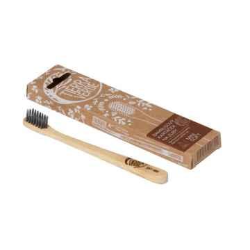 Mama Natura Bambusový kartáček na zuby soft mini