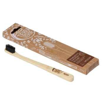 Mama Natura Bambusový kartáček na zuby medium