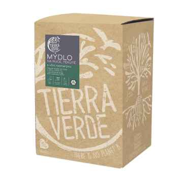 Tierra Verde Tekuté mýdlo na ruce, rozmarýn 5 l