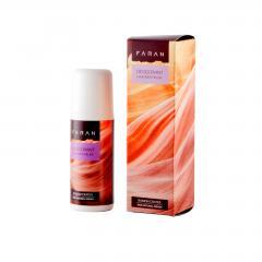 Faran Deodorant se solí z Mrtvého moře Lavender Fields 80 ml