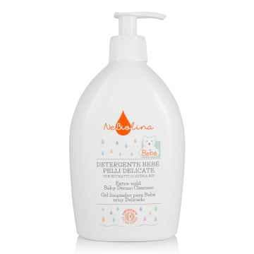 NeBiolina Detergente Bebé Pelli Delicate Extra jemný čistící gel pro děti 500 ml