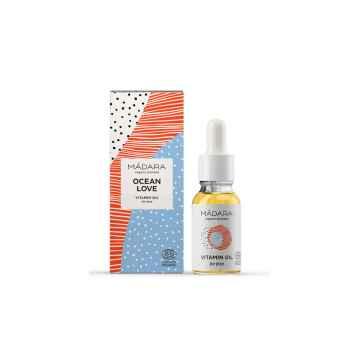 Vitaminový pleťový olej, Ocean love 15 ml
