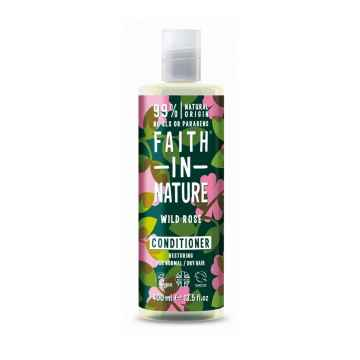 Faith in Nature Kondicionér Divoká růže 400 ml