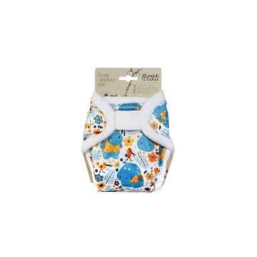Petit Lulu Hroši v triku novorozenecké svrchní kalhotky 1 ks