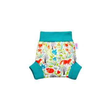 Petit Lulu Lišky pull-up svrchní kalhotky M 1 ks