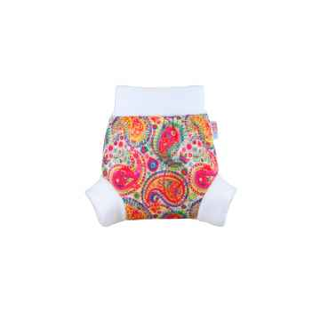 Petit Lulu Barevný Orient pull-up svrchní kalhotky M 1 ks