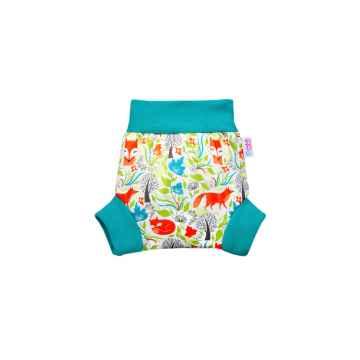Petit Lulu Lišky pull-up svrchní kalhotky L 1 ks
