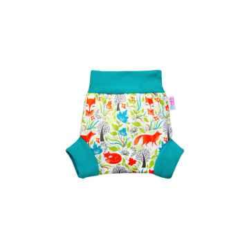 Petit Lulu Lišky pull-up svrchní kalhotky XL 1 ks