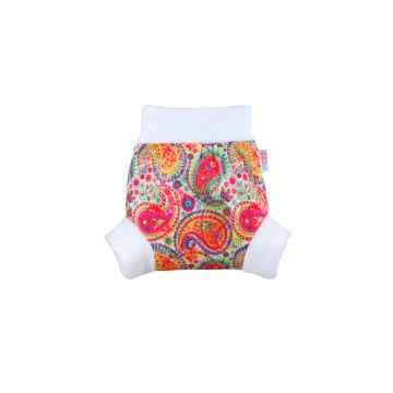 Petit Lulu Barevný Orient pull-up svrchní kalhotky XL 1 ks