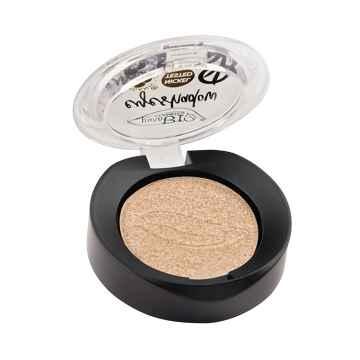 puroBIO cosmetics Minerální oční stíny 01 Champagne 2,5 g