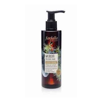 Farfalla Wacholder, Aufbau-Shampoo, regenerační šampon s vůní jalovce 200 ml