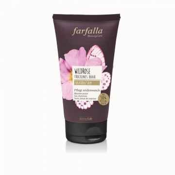 Farfalla Wildrose, Haarbalsam, balzám na vlasy s vůní divoké růže 150 ml