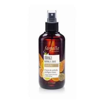 Farfalla Orange, Haarspray, lak na vlasy s vůní pomeranče 200 ml