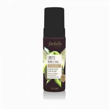 Farfalla Limette, Styling Mousse, stylingová pěna s vůní limetky 150 ml