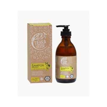 Tierra Verde Šampon březový s vůní citronové trávy 230 ml