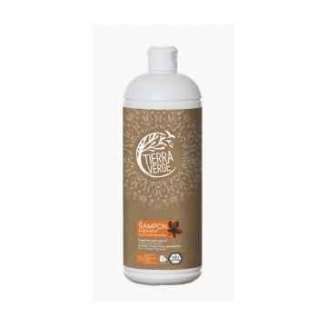 Tierra Verde Šampon kaštanový s vůní pomeranče 1 l
