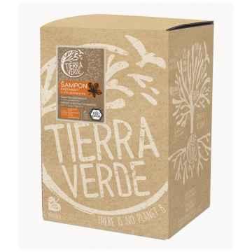 Tierra Verde Šampon kaštanový s vůní pomeranče 5 l