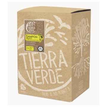 Tierra Verde Šampon březový s vůní citronové trávy 5 l