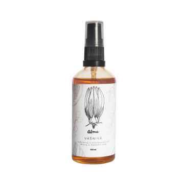 Vášnivá, tělový a masážní olej 100 ml