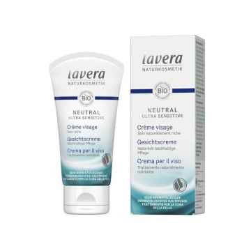 Lavera Neutral ultra sensitive Pleťový krém 50 ml