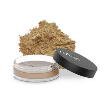 Inika Organic Přírodní sypký minerální pudrový make-up s SPF 25, Inspiration 8 g