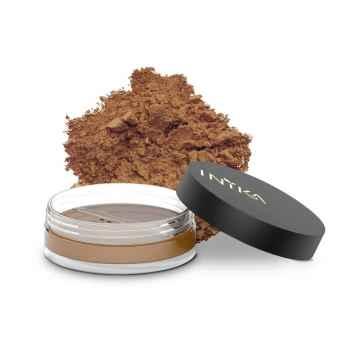 Inika Organic Přírodní sypký minerální pudrový make-up s SPF 25, Confidence 8 g