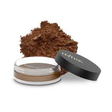 Inika Organic Přírodní sypký minerální pudrový make-up s SPF 25, Joy 8 g