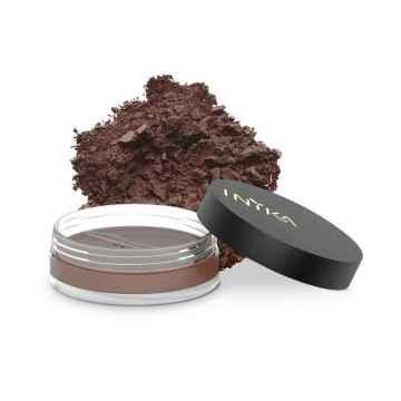 Inika Organic Přírodní sypký minerální pudrový make-up s SPF 25, Fortitude 8 g