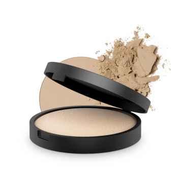 Inika Organic Zapečený minerální pudrový make-up, Unity 8 g
