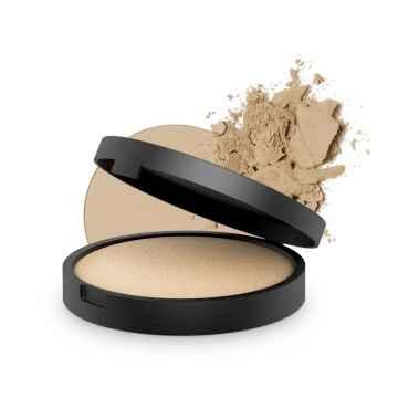 Inika Organic Zapečený minerální pudrový make-up, Nurture 8 g