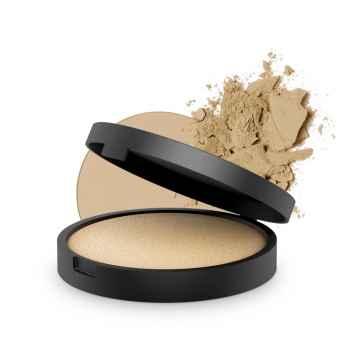 Inika Organic Zapečený minerální pudrový make-up, Patience 8 g