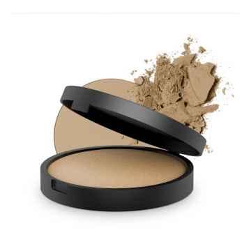 Inika Organic Zapečený minerální pudrový make-up, Trust 8 g