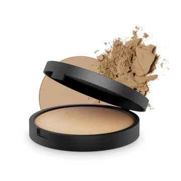 Inika Organic Zapečený minerální pudrový make-up, Freedom 8 g