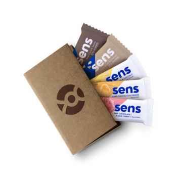 SENS Pleasure & Serious Protein tyčinka s cvrččí moukou, testovací balení 5 ks