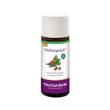 Taoasis Erkältungsduft, masážní olej nachlazení 50 ml