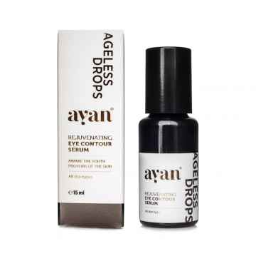 AYAN Ageless drops Rejuvenating eye contour serum omlazující oční sérum 15 ml