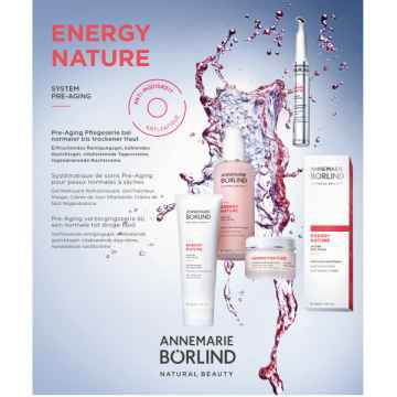 Annemarie Börlind Sada vzorků ENERGYNATURE pro normální až suchou pleť 4 x 2 ml