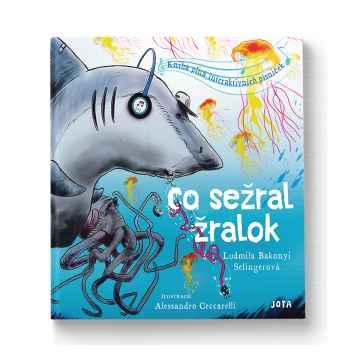 Nakladatelství JOTA Co sežral žralok 120 stran