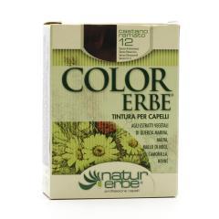 Color Erbe Barva na vlasy Kaštanově měděná 12, Natur 135 ml