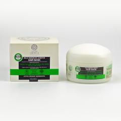 Natura Siberica Maska pro všechny typy vlasů Divoký jalovec 120 ml