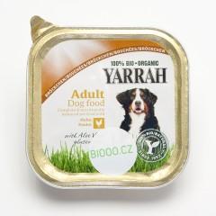 Yarrah Kousky kuřecí pro psy 150 g