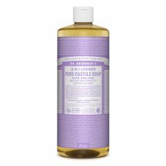 Dr. Bronner's Tekuté universální mýdlo ALL-ONE!, Lavender 945 ml