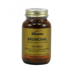 Bronchal 50 g,100 ks (tablet)