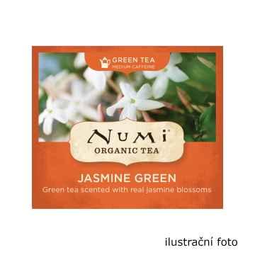 Numi Organic Tea Zelený čaj Jasmine Green 200 g, 100 ks