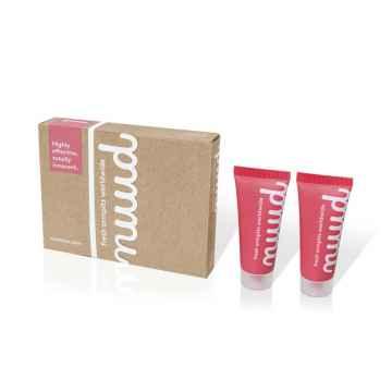 nuud Přírodní deodorant bez sody Smarter pack 2 x 20 ml