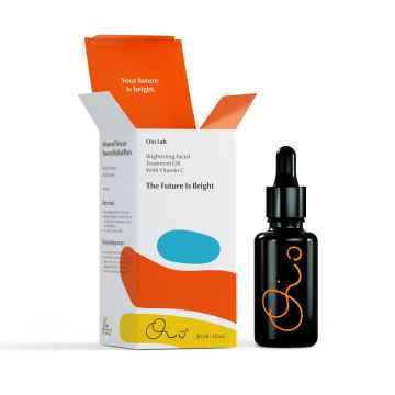 Oio Lab The Future Is Bright, rozjasňující péče s vitamínem C 30 ml