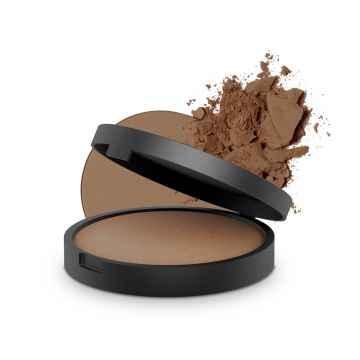 Inika Organic Zapečený minerální bronzer, Sunbeam 8 g
