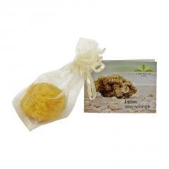 Caribbean Sun Menstruační houba Intim S, SCS 148 1 ks, 4-5 cm
