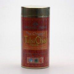 Organic India Čaj Tulsi Chai Masala, sypaný 100 g