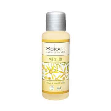 Saloos Masážní olej vanilla 50 ml